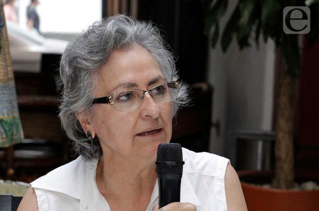 Presenta Grajales propuestas a investigadores de la BUAP
