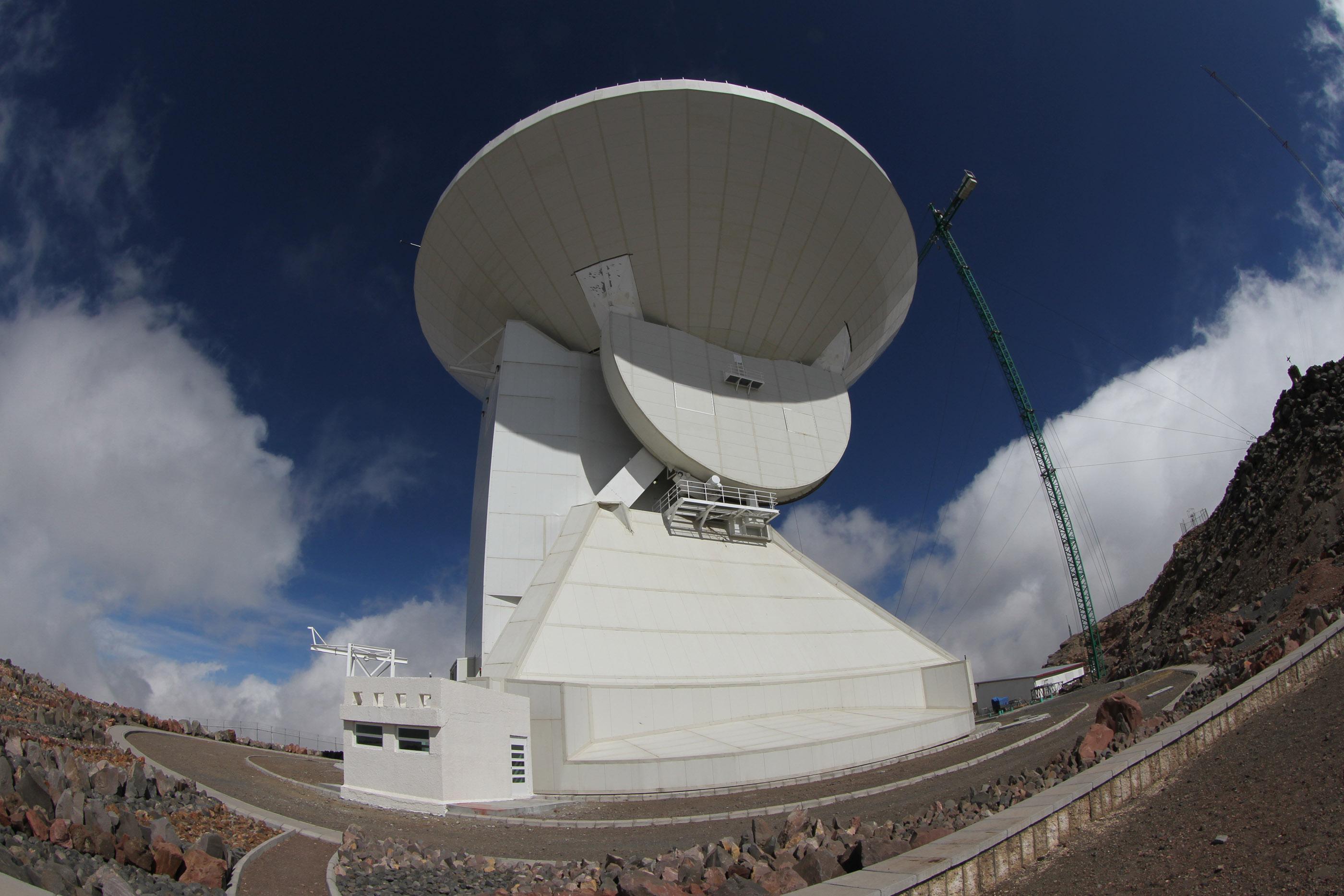 ¡Galaxia a la vista! Científicos del INAOE detectan la segunda galaxia más lejana