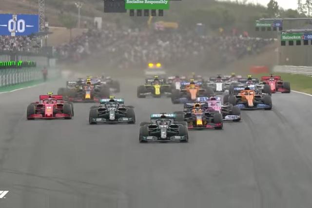 Sí habrá Gran Premio de Portugal; F1 lo confirma en su temporada 2021