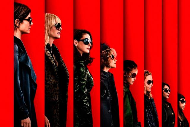 Ocean's 8: Sandra Bullock encabeza la nueva gran estafa