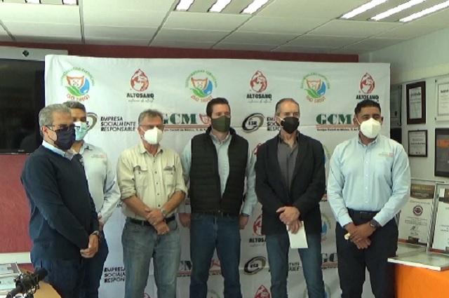 A Granjas Carroll de México, 8 certificaciones ambientales