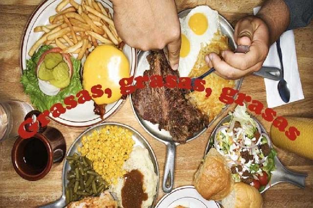 Los peligros de las grasas saturadas para nuestra salud