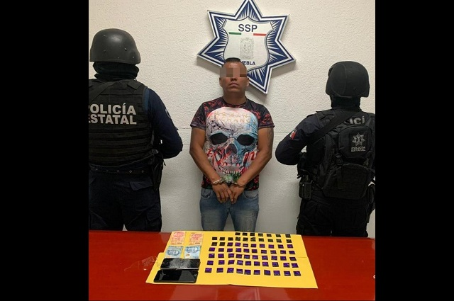 Cae El Vocho, presunto narcovendedor ligado a El Grillo