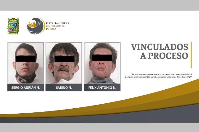 Presos, tres detenidos con droga en Agua Santa