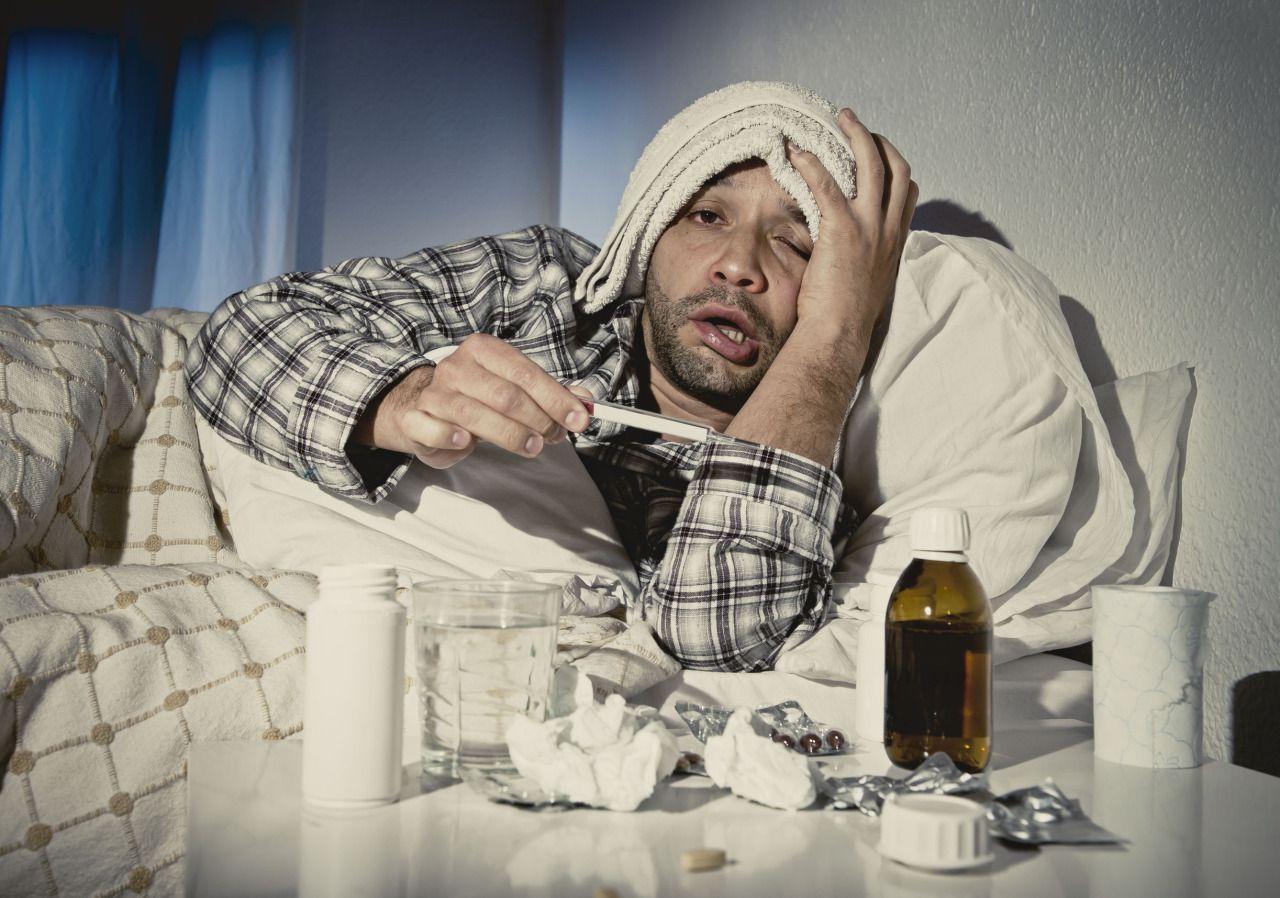 La mayoría de mexicanos se automedica ante la gripe