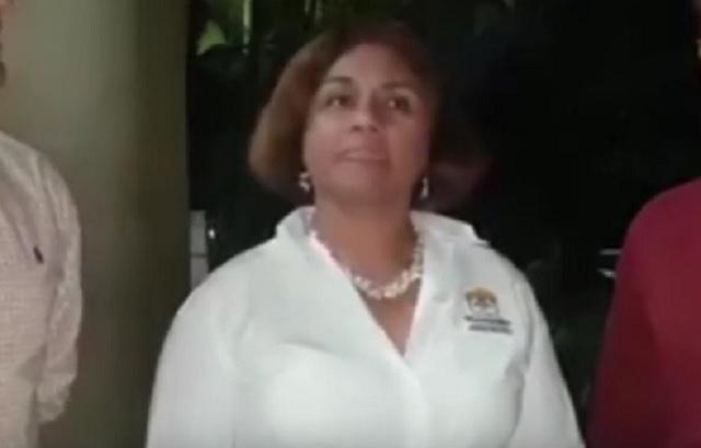 Sale ilesa de ataque armado Griselda Martínez, alcaldesa de Manzanillo