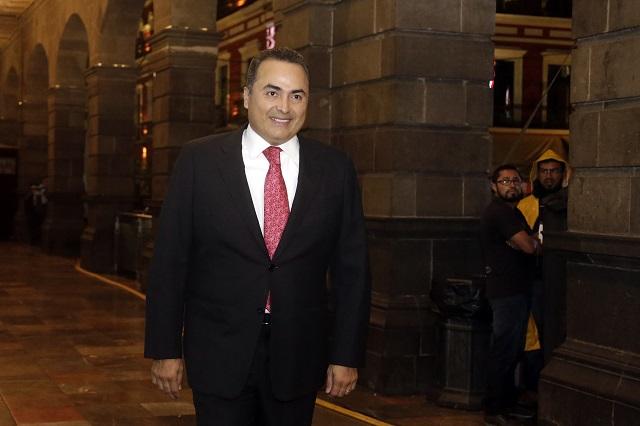 Reducir presupuesto de ASE va contra la ley, señala Villanueva