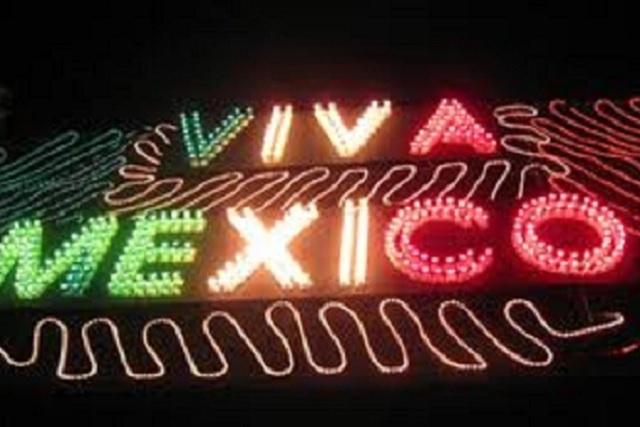 Así celebraron las famosas la Independencia de México