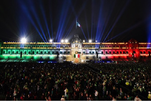 Sí habrá grito el 15 de septiembre y desfile militar al día siguiente: AMLO