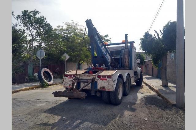 Hasta 14 mil pesos cobran las grúas por arrastre en Tehuacán
