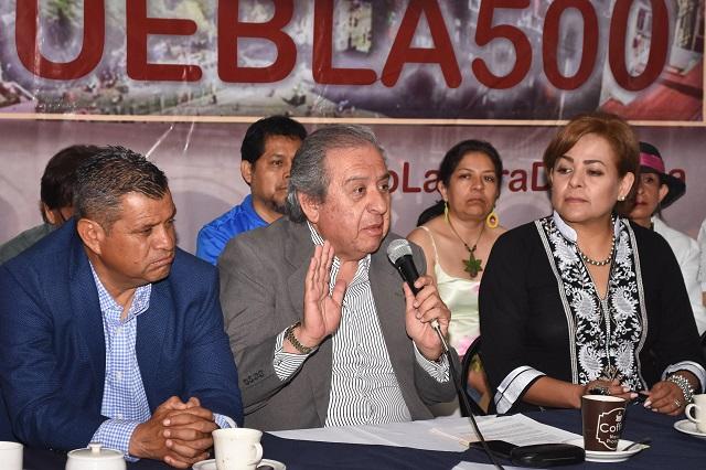 Otra central de abasto y transporte eléctrico, plantea Puebla 500