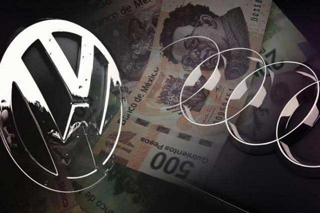 Grupo VW, segundo en ventas en México hasta septiembre