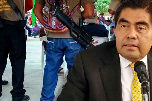 Exponen ediles a Barbosa alarma por crimen organizado