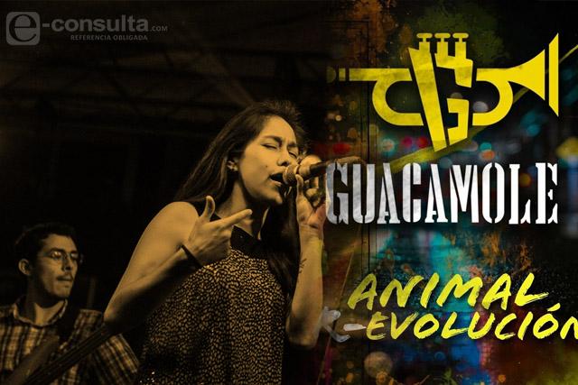 Conoce a Guacamole, la banda xalapeña que se disfruta con totopos