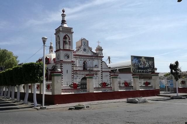 Cierran Santuario Guadalupano de Tehuacán por Covid