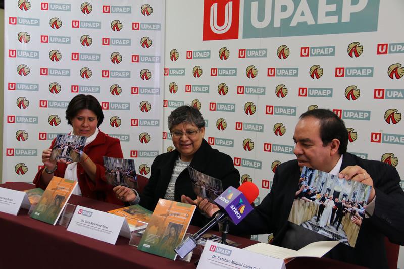 Presenta Upaep investigación sobre la Virgen de Guadalupe