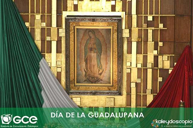 Mayoría de mexicanos son guadalupanos y muy religiosos, según encuesta
