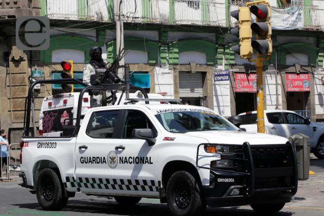 Acusan ante CNDH a entes de seguridad federales en Puebla