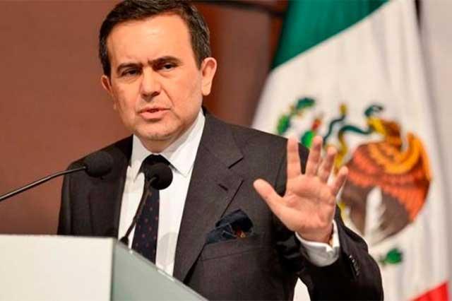 Salario mínimo en México no entra en renegociación del TLCAN: Ildefonso Guajardo