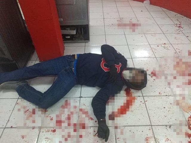 Guardia abatió a asaltante en defensa propia, concluye FGE