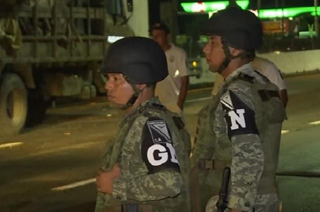 Tras atentado, Guardia Nacional protegerá a alcaldesa de Manzanillo