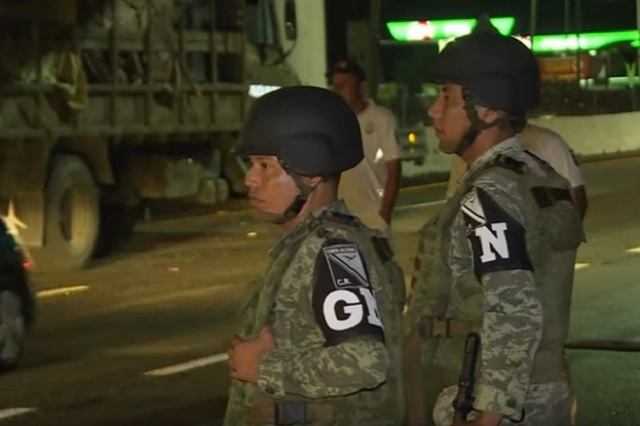 Guardia Nacional desfilará por primera vez el 16 de septiembre