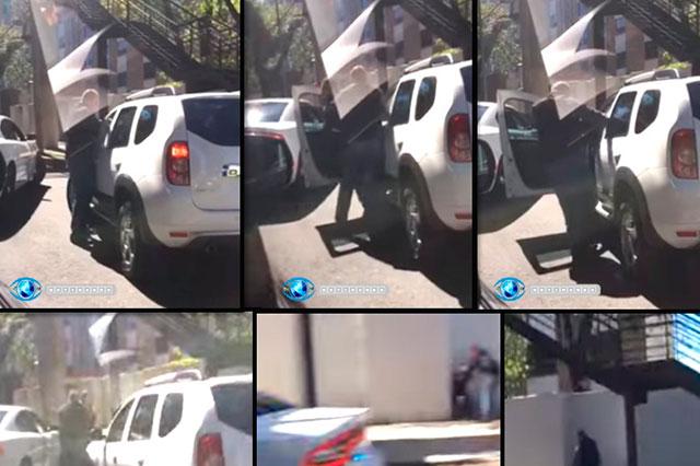 Autoridades van tras escolta de dueño de Ferrari que golpeó a automovilista