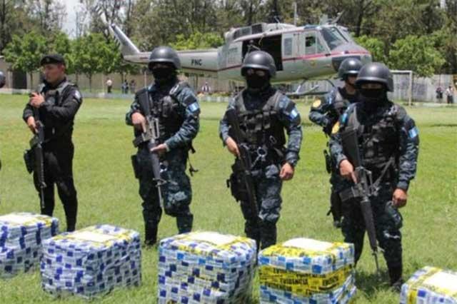 Caen en Guatemala 2 mexicanos con avioneta y 383 kilos de cocaína