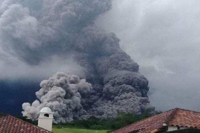 Famosos se solidarizan con Guatemala por erupción de Volcán de Fuego