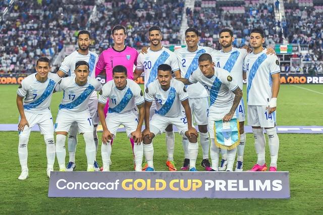 Guatemala sustituiría a Curazao en Copa Oro por brote Covid