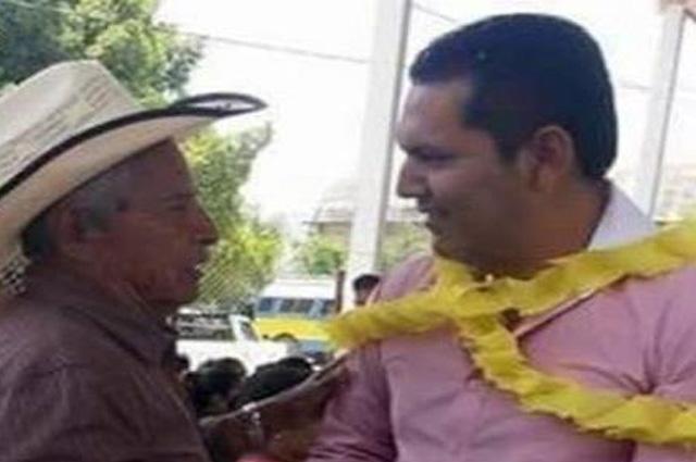 Interrumpen a balazos mitin de candidato en Guerrero
