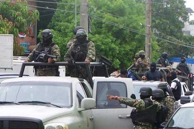Detienen en Cuernavaca al líder de Guerreros Unidos y al edil de Cocula