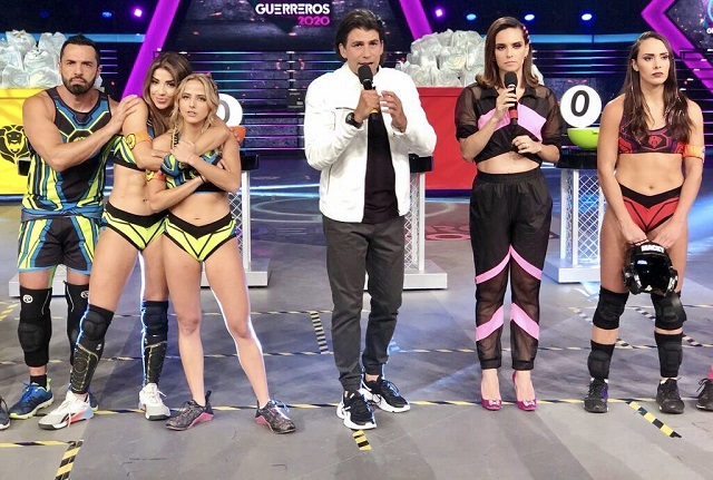 Luciana vence a Ferka y la elimina de Guerreros 2020