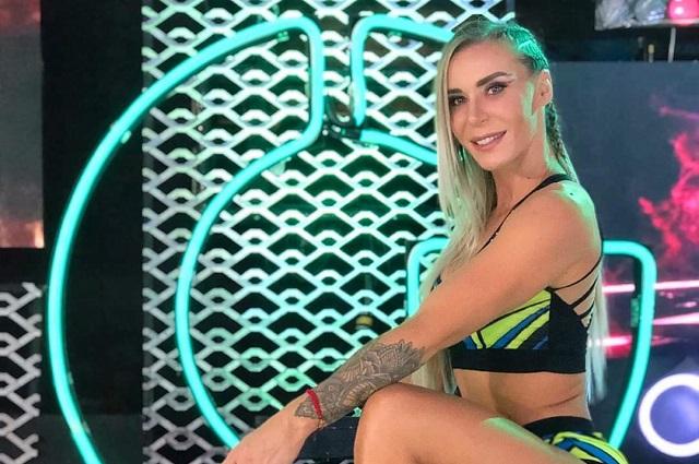 Aurélie Garzonio es eliminada de Guerreros 2021