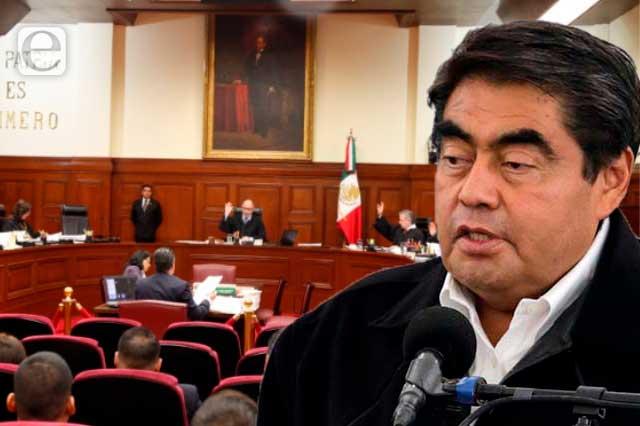 Corte frena otra vez decreto de  Barbosa por control de la SCC