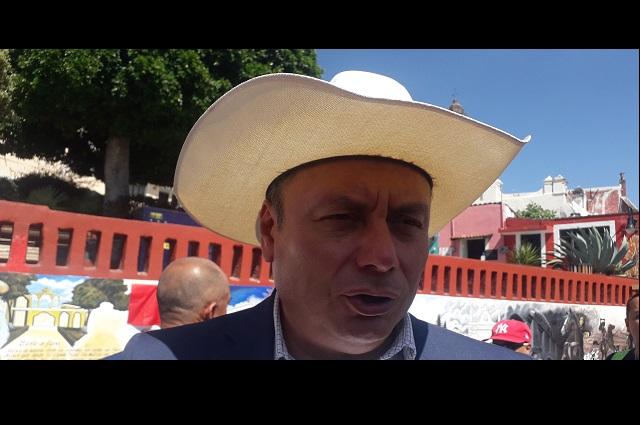 Edil de Atlixco acusa inicio de golpeteo político por elecciones