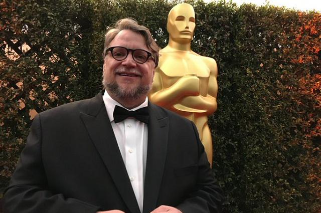 Guillermo del Toro es reconocido en los premios BAFTA