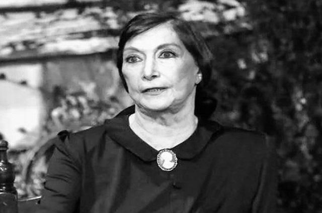 Informan que Lucía Guilmáin, primera actriz mexicana, falleció