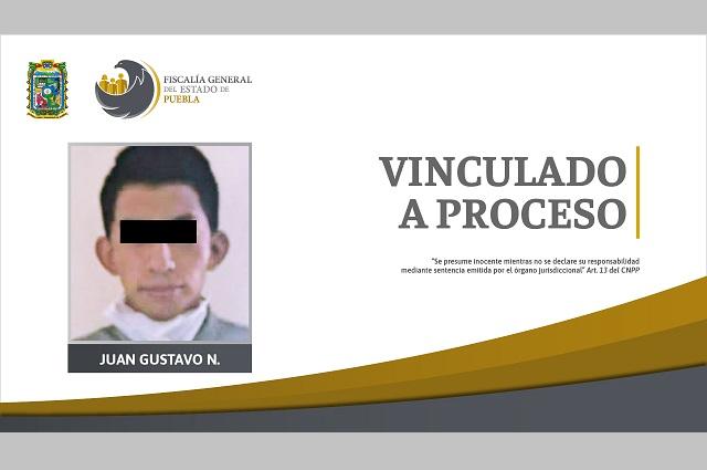 FGE obtuvo prisión preventiva contra El Pajarito, en Puebla