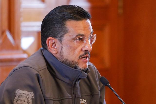 Niega Ariza relación con bar clandestino, como acusó Barbosa