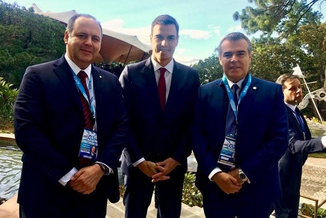 Empresarios respaldan el Plan Nacional de Seguridad de AMLO