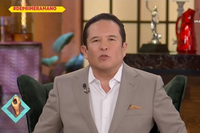 Gustavo Adolfo Infante denunciará a Alfredo Adame