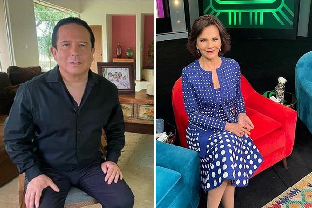 Patricia Chapoy contra Gustavo Adolfo Infante, ¿y Televisa?