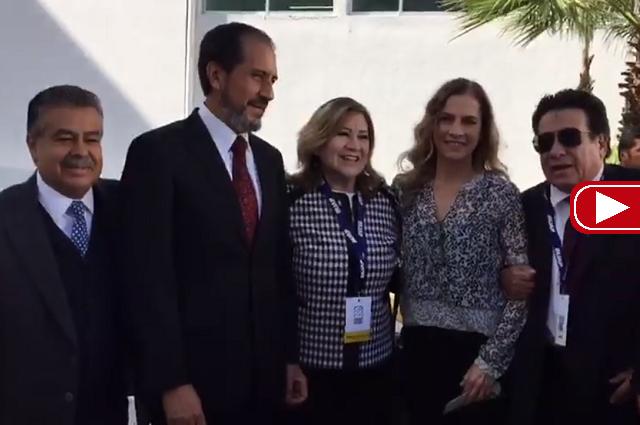 Así fue la despedida de Gutiérrez Müeler del informe del rector de la BUAP