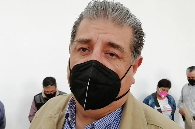 Reaparece Gustavo Vargas y niega haber padecido Covid-19