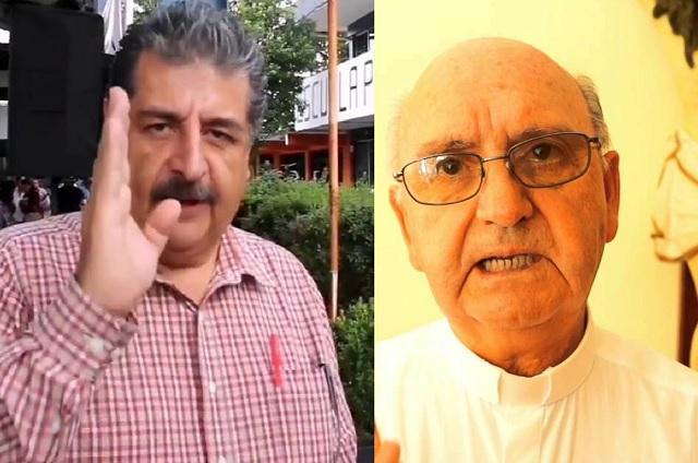 Exhiben diferencias entre párroco y alcalde de Huauchinango
