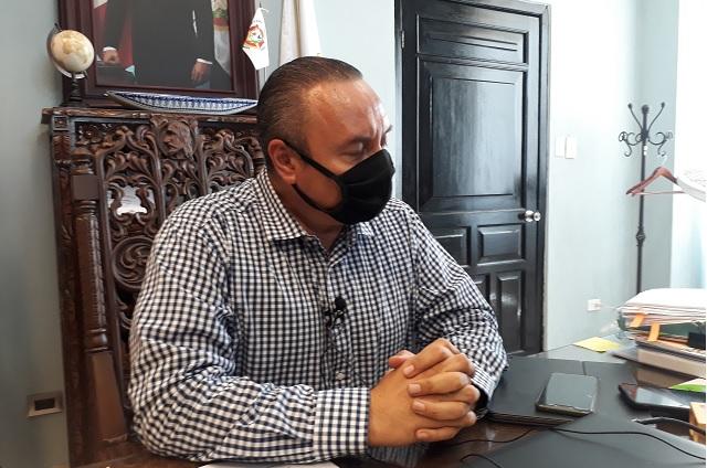 Edil de Atlixco renuncia a crédito  de 10 mdp con Banobras