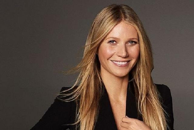 Gwyneth Paltrow lanza en portal productos derivados del cannabis
