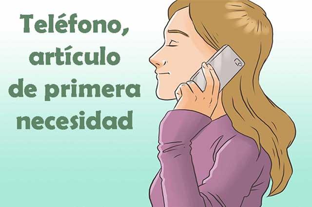 Hablar por teléfono, una tradición en México