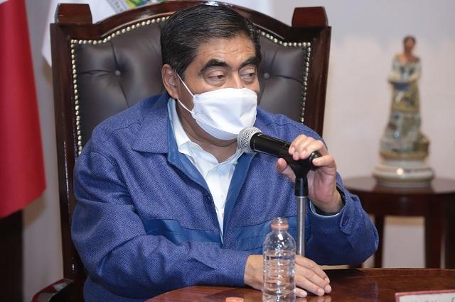 Habrá nuevas notarías para cada región de Puebla: Barbosa
